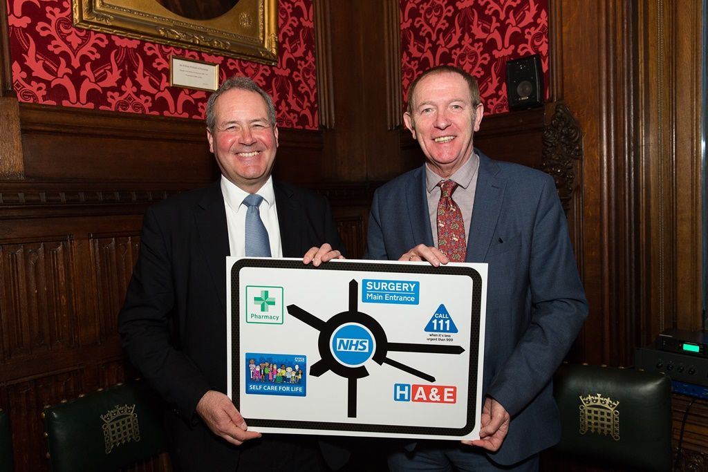 Co-Chairs of the APPG on Primary Care and Public Health