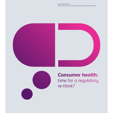Consumer Health: time for a regulatory rethink (May 2016)