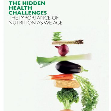 The Hidden Health Challenges: the importance of nutrition as we age (March 2016)