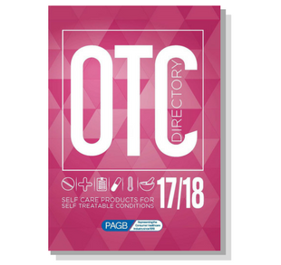 OTC directory of self care products