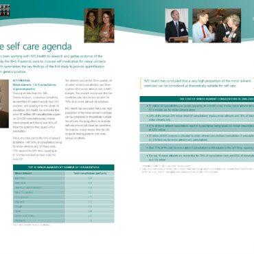 Minor ailment workload in General Practice (2008)
