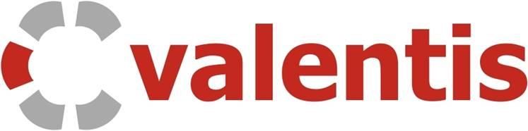Valentis logo