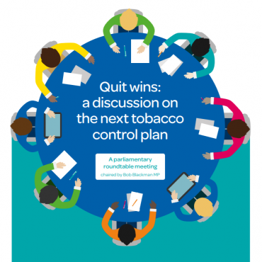 'Quit Wins': a discussion on the next tobacco control plan