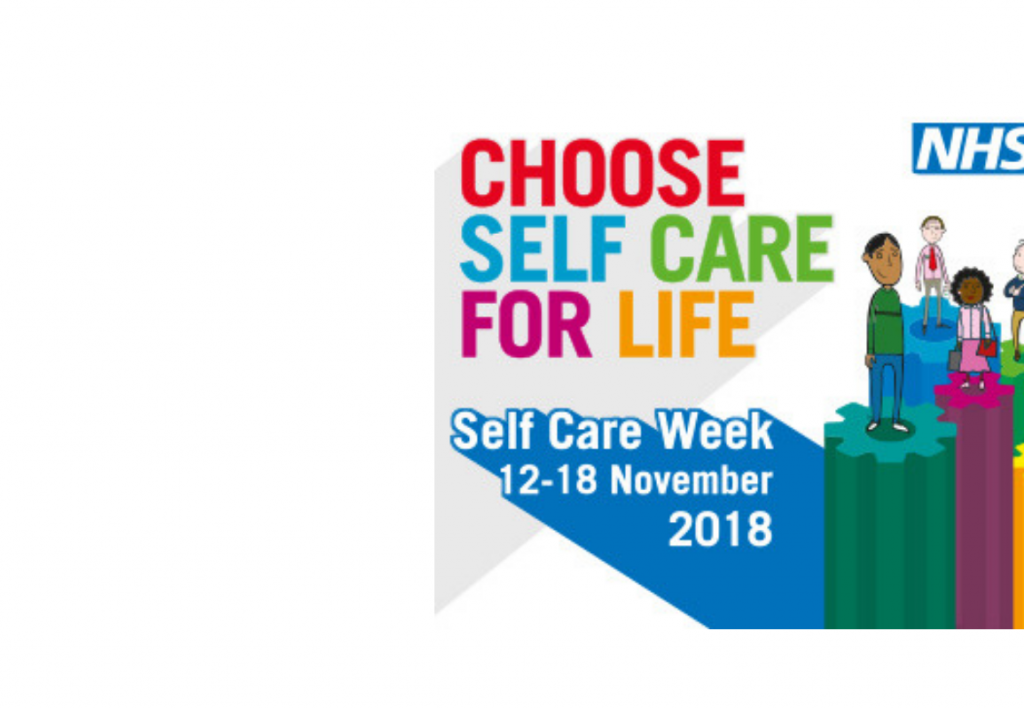 It's Self Care Week!