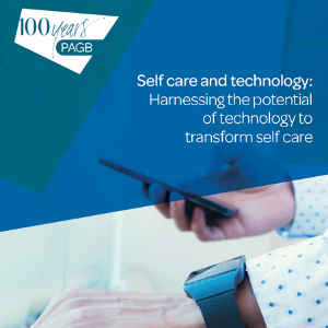 Self care and technology: Harnessing the potential of technology to transform self care (July 2019)