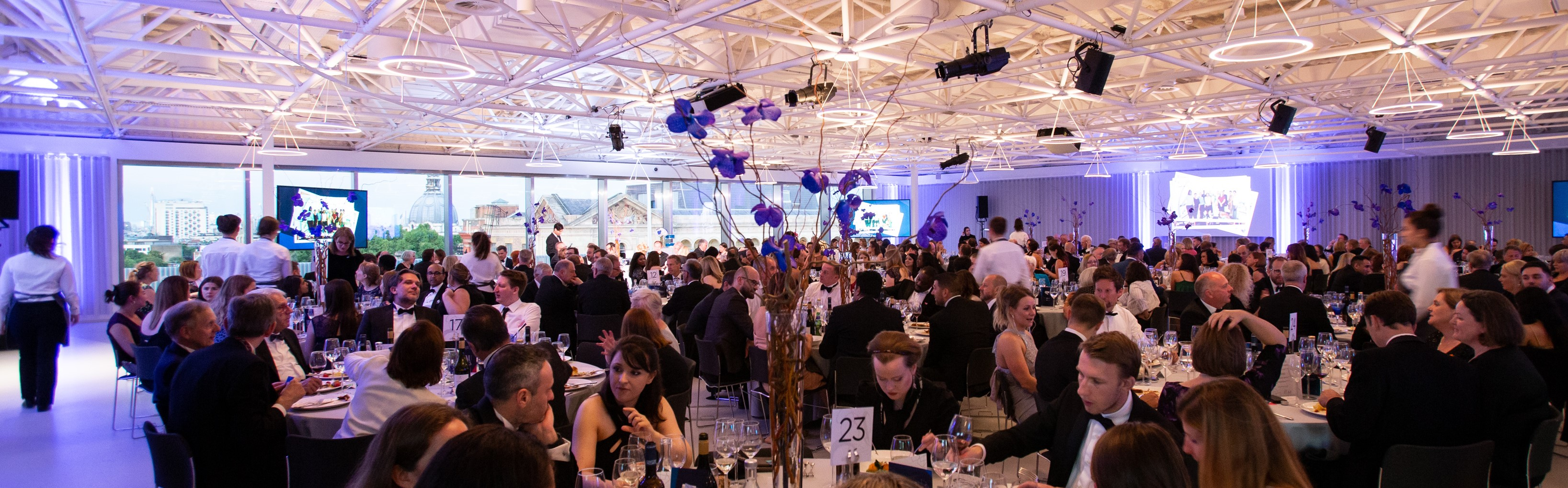 Celebrations at PAGB's centenary gala dinner