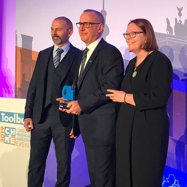 PAGB honoured with lifetime achievement award