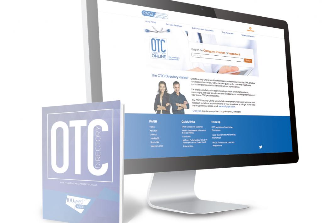 OTC Directory online