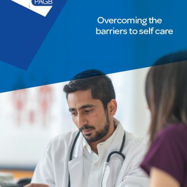 Overcoming the barriers to self care (Nov 2019)