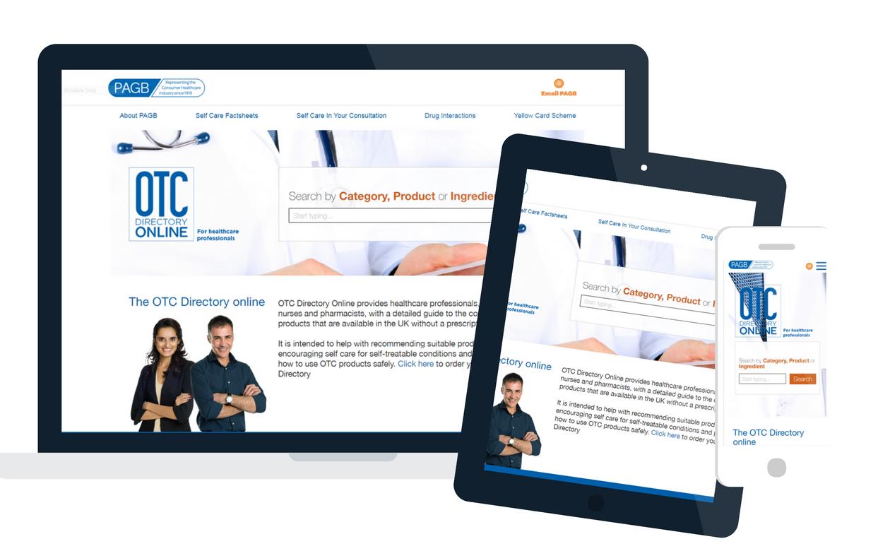 OTC directory